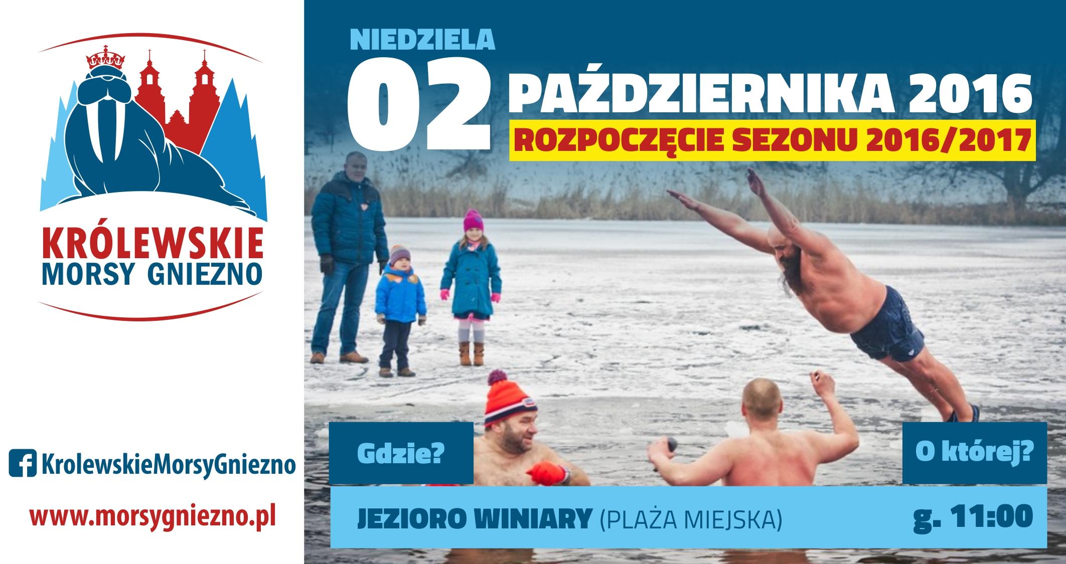 Rozpoczęcie sezonu 2017/2017 w Gnieźnie