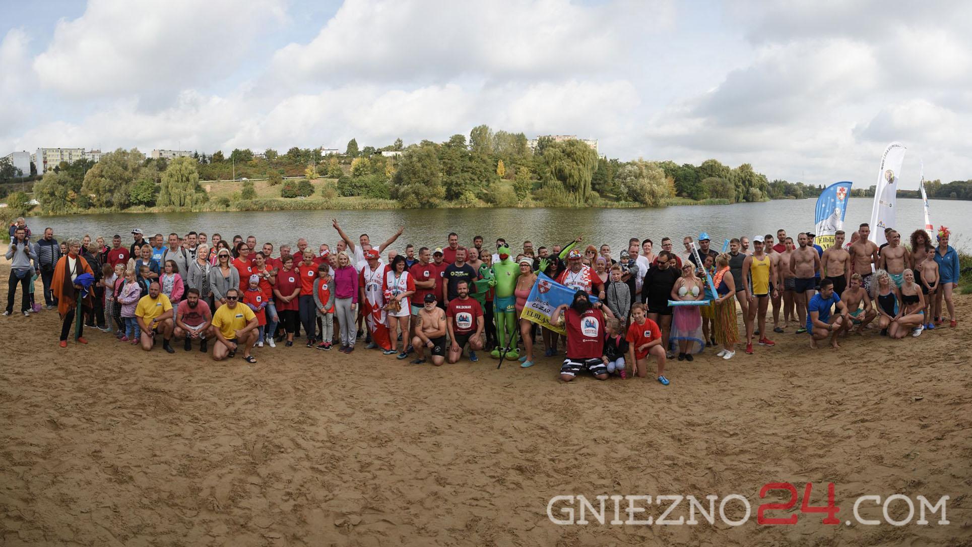 Jezioro Winiary - Morsy Gniezno